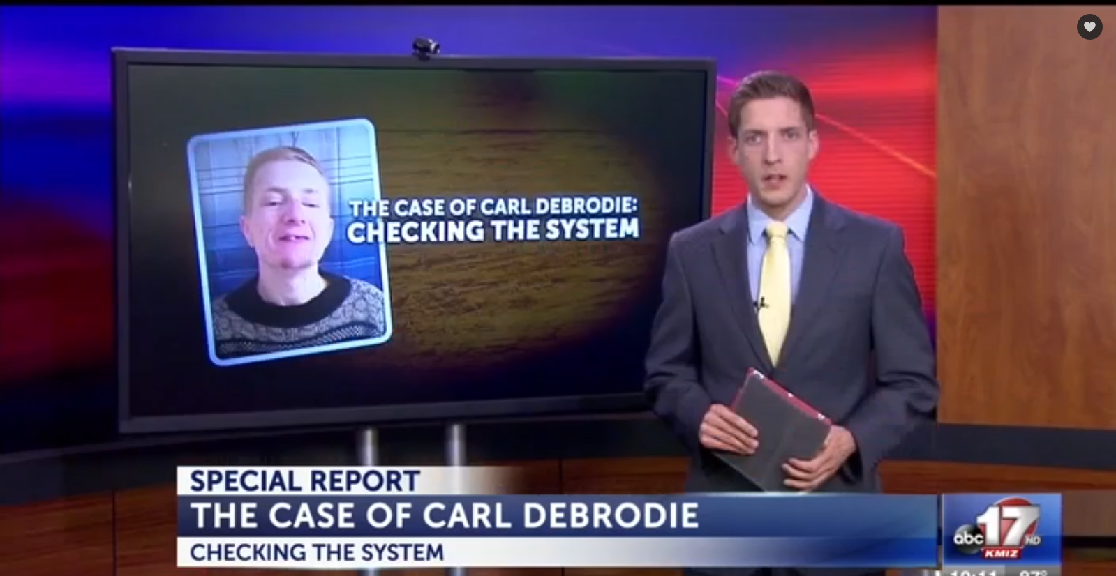 The Case Of Carl DeBrodie: Boone Supported Living CEO identifies problems with the system