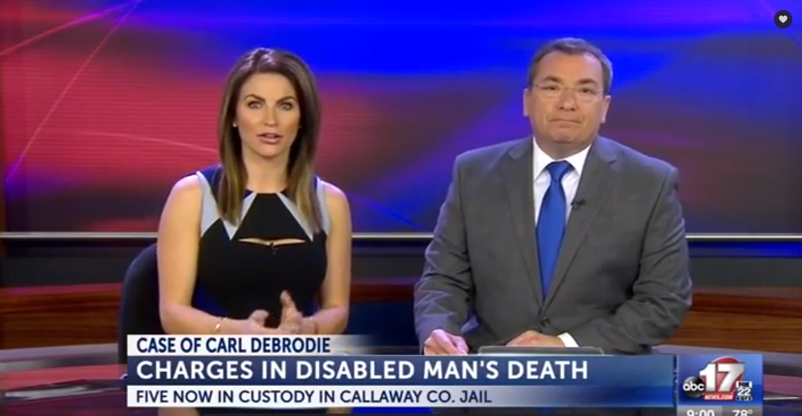Carl DeBrodie case: Boone Supported Living's CEO says,